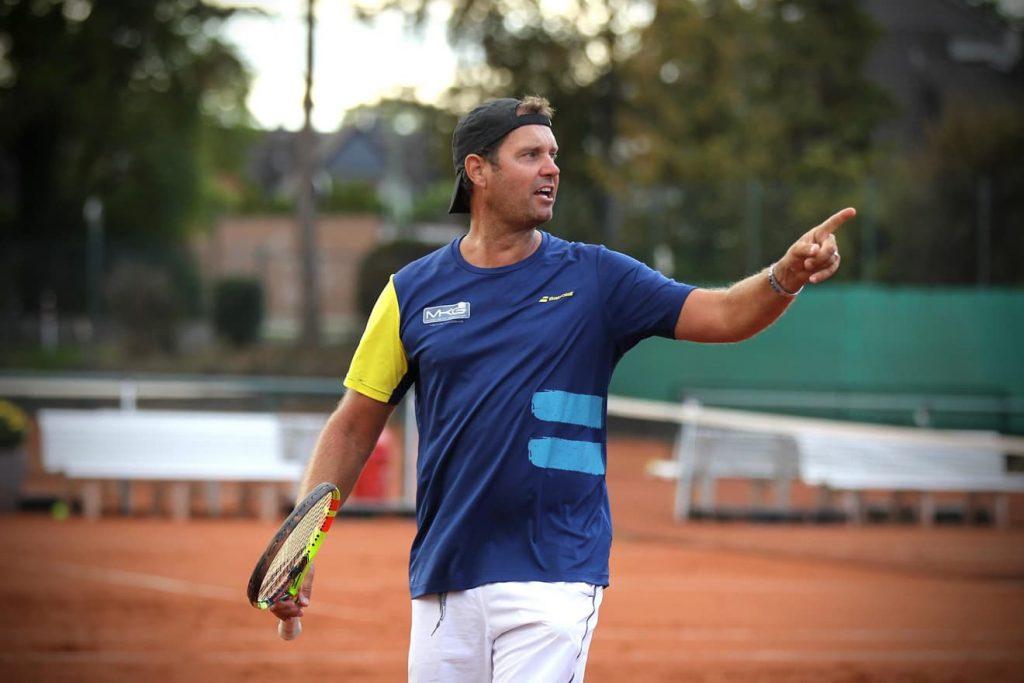 Tennisspieler Marc-Kevin Goellner