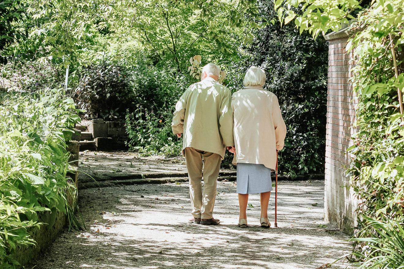 Würdevolles Altern