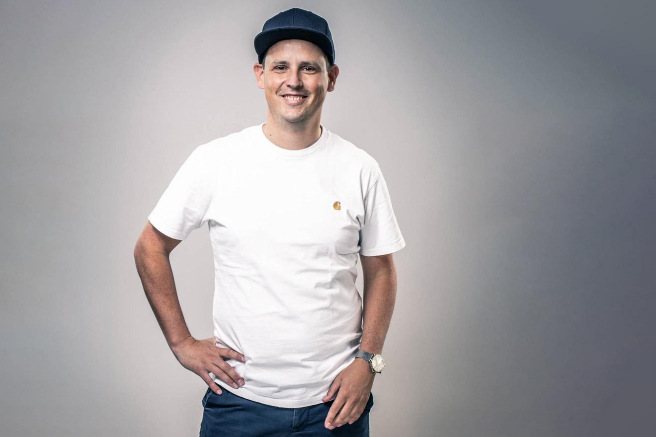 Investor Paul Hadrossek