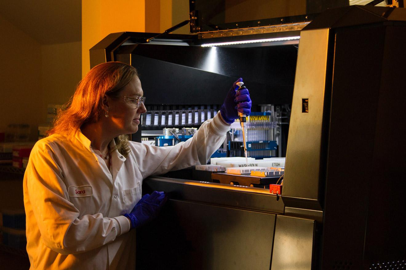 Liquid Biopsy bei der Krebserkennung