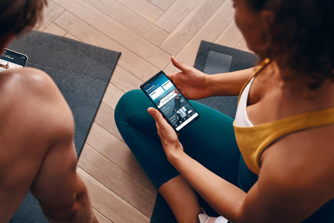 Freeletics Fitness App